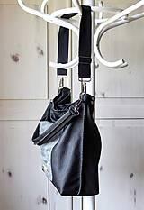 Veľké tašky - Casual leather bag No.5 - 10979320_