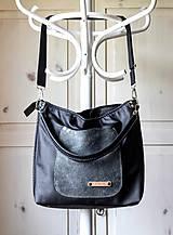 Veľké tašky - Casual leather bag No.5 - 10979321_