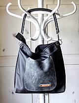 Veľké tašky - Casual leather bag No.5 - 10979322_