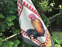 Úžitkový textil - utierka kohútik - 10979430_