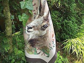Úžitkový textil - utierka kamzík - 10979256_