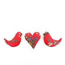 Darčeky pre svadobčanov - Ozdoby z Vintažnej latky LA CHATELAINE - 10978650_