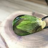 Náhrdelníky - green - 10978712_