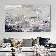 Obrazy - Pobrežie oceána, 170x100, abstraktný obraz - 10979572_