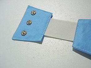 Detské oblečenie - extendor s gumičkou - 10980730_