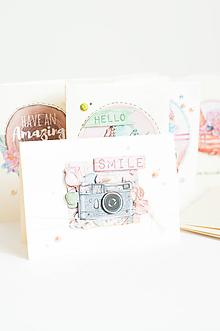 Papiernictvo - Pohľadnica pre radosť - 10978873_