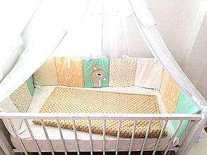 Textil - Mantinel 240x30cm Srnka - 10983032_