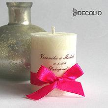 Darčeky pre svadobčanov - Darček pre hostí #4 - 10981490_