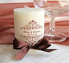 Darčeky pre svadobčanov - Darček pre hostí #5 - 10981597_