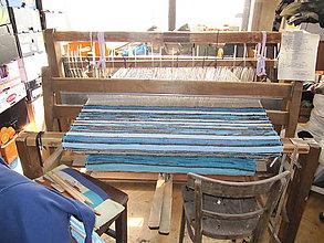 Úžitkový textil - tkané koberce pre erika g - 10983080_