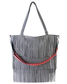 Veľké tašky - Boho Frisco no.7 / Agáta Prachařová & DARA BAGS - 10981248_