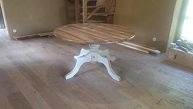 Nábytok - Stôl - 10983937_