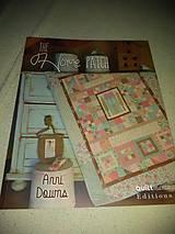 Návody a literatúra - Anni Downs The Home Patch - 10981637_