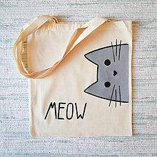 Nákupné tašky - Plátená EKO taška 05 - 10981371_