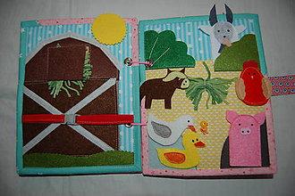 Hračky - farma - 10982929_