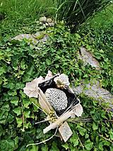 Dekorácie - MANDALA HARMÓNIE- energetický feng shui kameň - 10984918_
