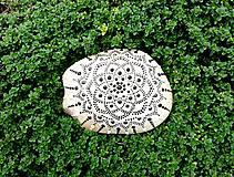 Dekorácie - MANDALA HARMÓNIE- energetický feng shui kameň - 10984921_