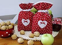 Úžitkový textil - Vrecúška - 10984648_