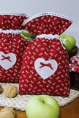Úžitkový textil - Vrecúška - 10984651_