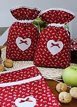 Úžitkový textil - Vrecúška - 10984655_