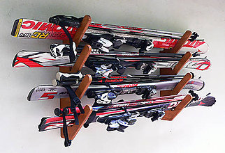 Nábytok - Ski držiak UNI - 10985808_