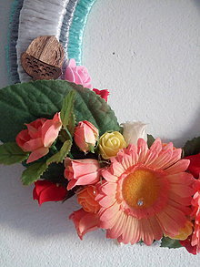 Dekorácie - Jesenný venček 3 - 10984303_