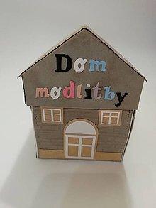 Papiernictvo - Exploding box  Dom modlitby - 10985562_