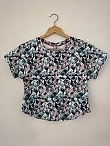 Tričká - Dámske tričko Simi - 10985690_