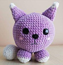 Hračky - Tučná mačka Messalina - 10984961_