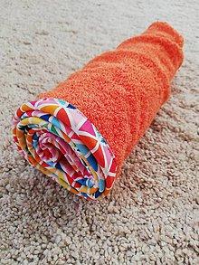 Úžitkový textil - Turban na vlasy - 10987166_