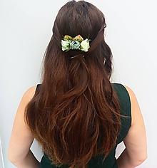 Ozdoby do vlasov - Hrebienok