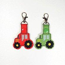 Kľúčenky - prívesok traktor - 10985933_