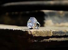 """Prstene - Nerezový prsten... """" Ice queen """" - 10987325_"""