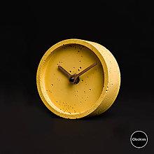 Hodiny - Stolné hodiny Clockies CT100804 - 10988094_