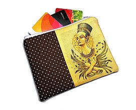 Peňaženky - taštička do kabelky 15,5x11cm - 10987512_