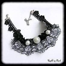Náhrdelníky - Gotický náhrdelník II. - 10987583_