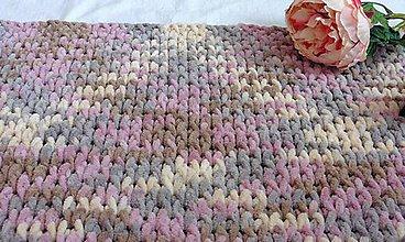 Textil - Jemnučká a ľahká detská deka - 10987852_