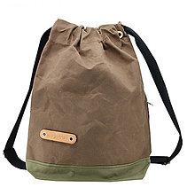 Veľké tašky - NOVINKA DÍLNY unisex batohy FAKTOR 2 - 10987824_