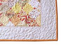 """Úžitkový textil - Obrus - štóla """"Žlté zruby"""" - 10990144_"""