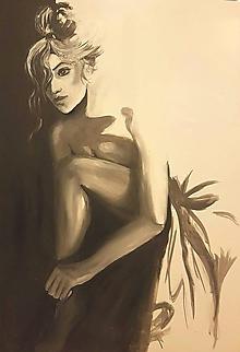 Obrazy - Black & white - 10990483_