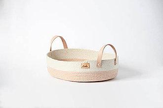 Košíky - Košíček meruňkový - 10989177_