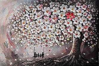 Obrazy - Rodinný strom - 10988389_