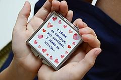 Zrkadielka - Zrkadielko - V láske sa miluje - 10988978_