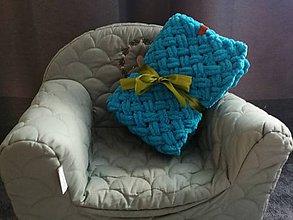 Textil - Dečka 60x60 do kočíka - 10988237_