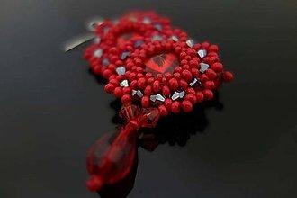 Náušnice - Flamenco - 10990389_