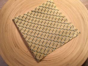 Úžitkový textil - Voskuľka - VRTUĽKY - 10991076_