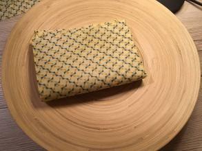 Úžitkový textil - Voskuľka - VRTUĽKY (31 cm x 49 cm) - 10991092_