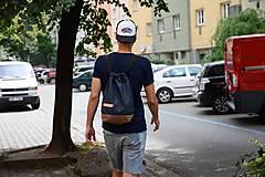 Veľké tašky - NOVINKA DÍLNY unisex batohy FAKTOR 5 - 10988519_