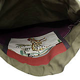 Veľké tašky - NOVINKA DÍLNY unisex batohy FAKTOR 5 - 10988520_