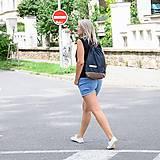Veľké tašky - NOVINKA DÍLNY unisex batohy FAKTOR 5 - 10988525_